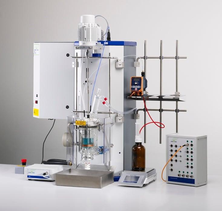 The RC1 is a heat flow calorimeter.